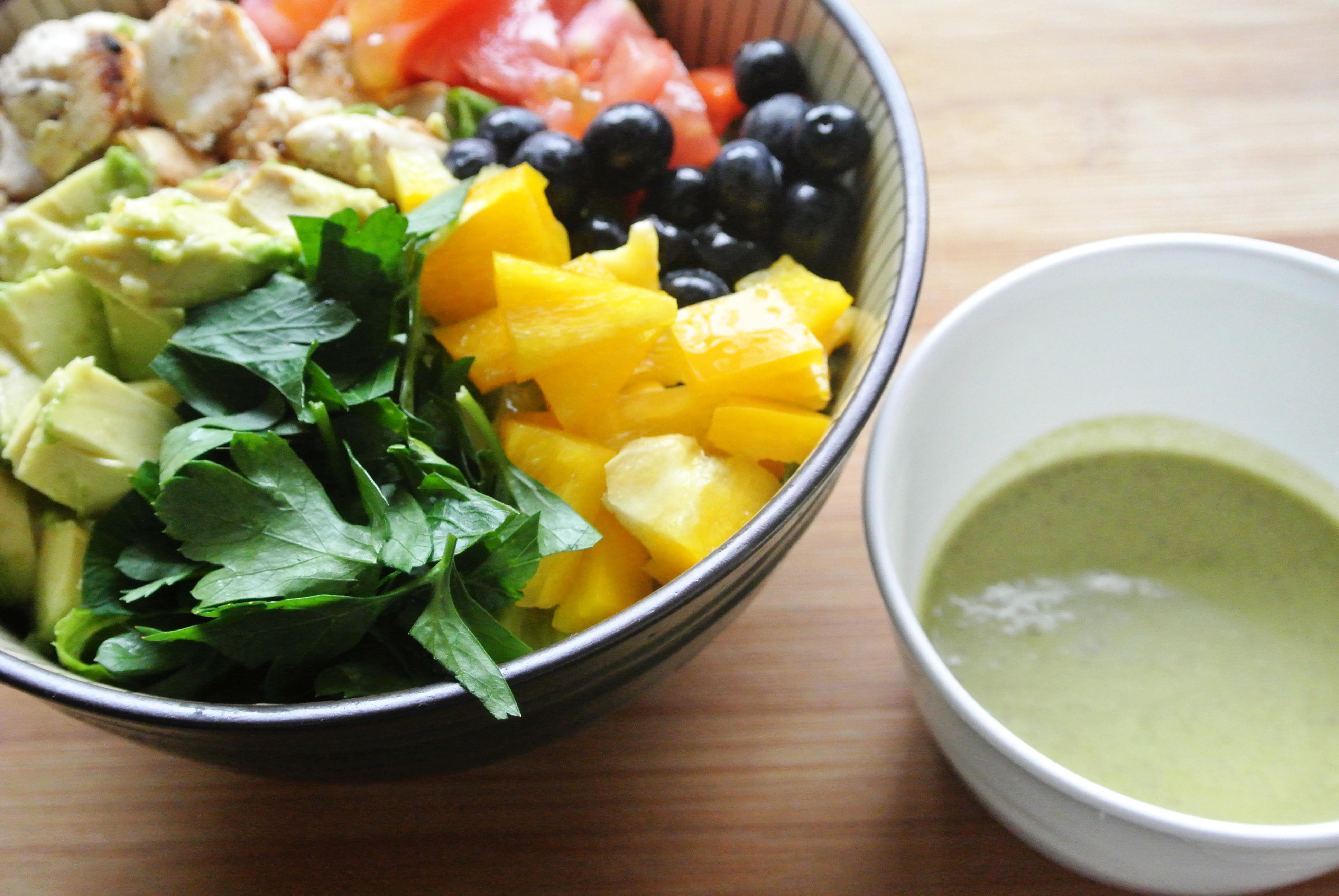 Full Spectrum Veggie Salad