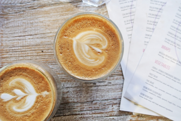 Sumerian Coffee + Boom Boom Bagels