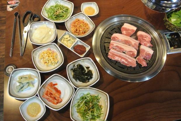 Jeju Island Black Pork BBQ